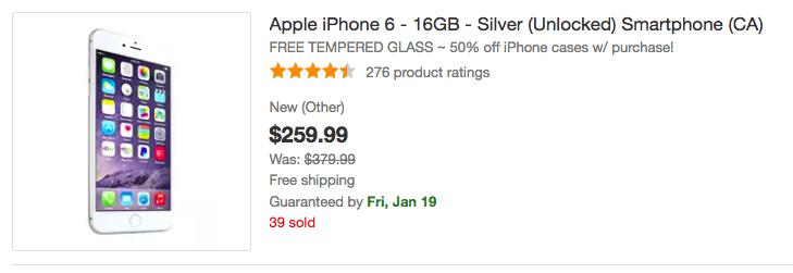 iPhone6 New