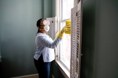 Make $100 per day cleaning homes