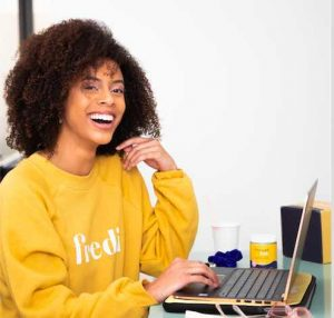 Profitable blogging online
