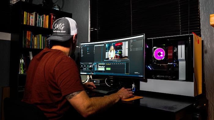 Part-time video editing jobs online